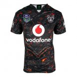New Zealand Warriors Rugby Jersey 2017 Home
