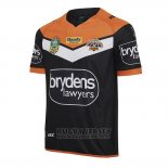 Wests Tigers Rugby Jersey 2017 Home