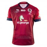 Jersey Queensland Reds Rugby 2018 Red