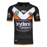 Wests Tigers Rugby Jersey 2016 Home