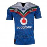 New Zealand Warriors Rugby Jersey 2017 Heritage