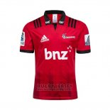 Crusaders Rugby Jersey 2018 Home Red