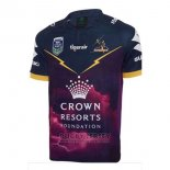 Melbourne Storm 9s Rugby Jersey 2017 Home