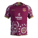 Queensland Maroons Rugby Jersey 2018-19 Commemorative