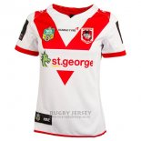 St George Illawarra Dragons Rugby Jersey 2016 Home