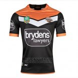 Wests Tigers Rugby Jersey 2018-19 Home