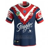 Sydney Roosters Rugby Jersey 2018-19 Commemorative