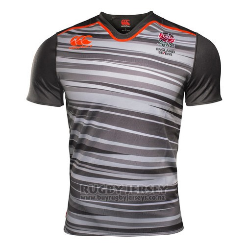 England 7s Rugby Jersey 2017 Away