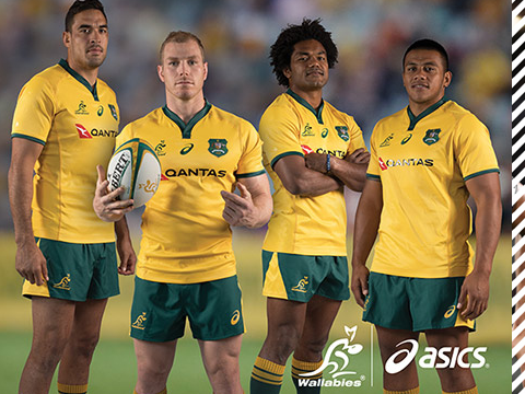 Buy Australia Rugby Jersey