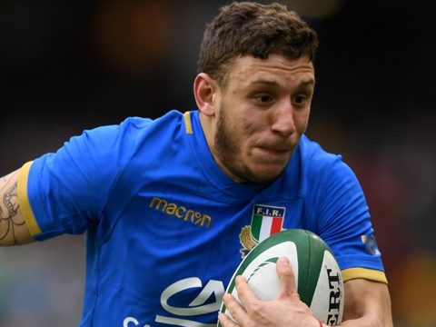 Buy Italy Rugby Jersey