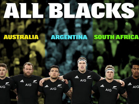 Buy New Zealand Rugby Jersey
