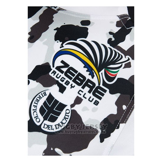 Jersey Zebre Rugby 2019 Home
