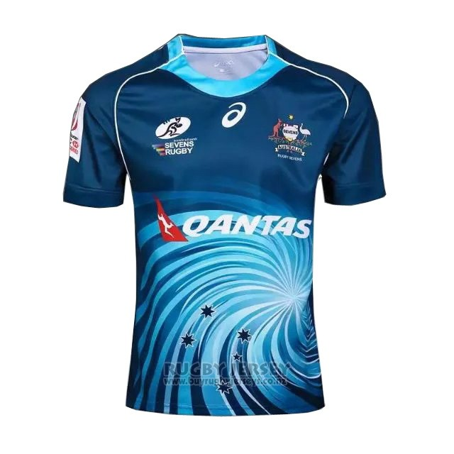 Australia Rugby Jersey 2017 Away