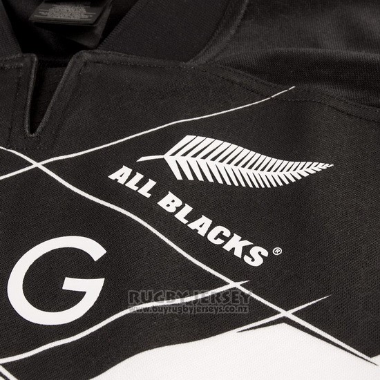 New Zealand All Blacks Rugby Jersey 2017 Away