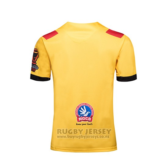 Papua New Guinea Rugby Jersey RLWC 2017 Home
