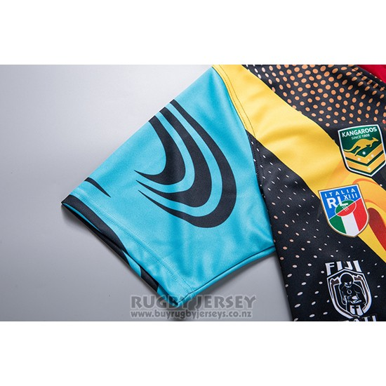 Rugby Jersey RLWC 2017 Commemorative Home