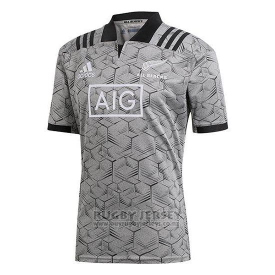 892065a41d7 Jersey New Zealand Maori All Blacks Rugby 2018-19 Home | www ...