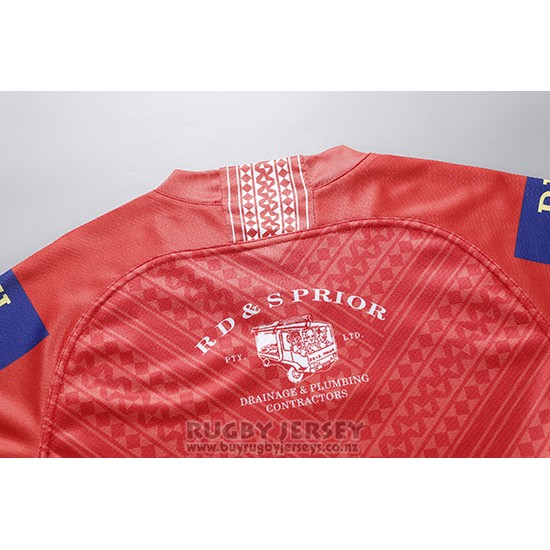 Jersey Tonga Rugby 2018-2019 Home
